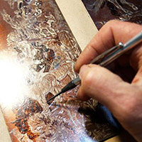What is an Etching?